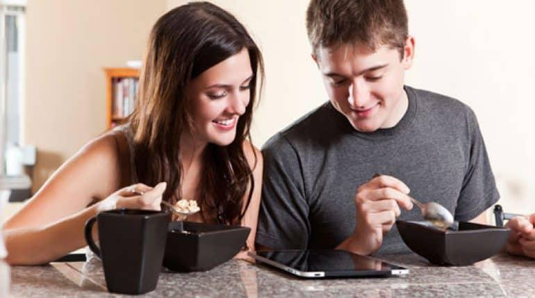 Husbands Friends Seduce Wife