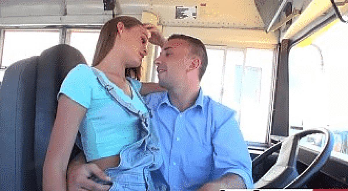 Autobus Del Porno el conductor de mi autobús me folla brutalmente   relatos porno