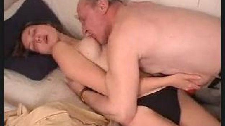 Abuelos porno